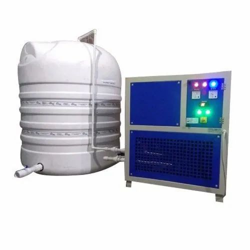 Single Phase Aqua Care Air Cooled Water Chiller, 18 Kw To 422 Kw