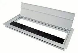 Aluminum Rectangular Aluminium Alloy Wire Box, Size: 12 Inch