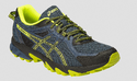 Yellow, Black Gel-sonoma 2 Running Shoes For Men, Size: 13 And 7