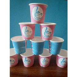 Printed Paper Cup, for Event and Party Supplies, Capacity: 45 ml