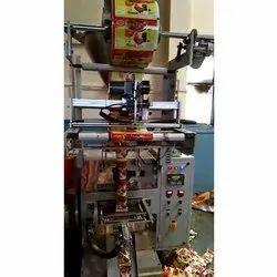 Auger Filler Roller Draw FFS Machine