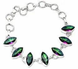 Sterling Silver Mystic Bracelets Jewelry