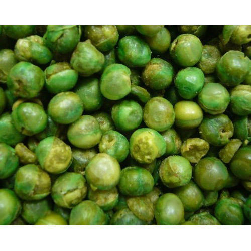 Spicy Green Peas, 1 Kg, Packaging Type: Packet