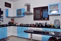 Modern Cromatica Modular Kitchen