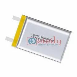 Li-Polymer Battery Cell 4000 mAh 3.7 V