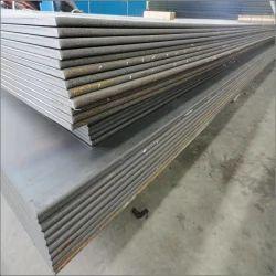 Ms Rectangular Mild Steel Plate, Thickness: 5-50mm