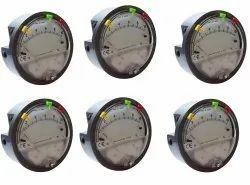 Aerosense Model ASGC-1KPA Differential Pressure Gauge Range .5-0-.5 KPA