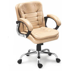 SPS-241 Workstation Leather Chair
