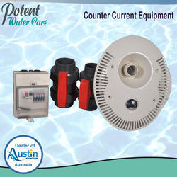 Swimming Pool Counter Current Unit - Counter Current ...