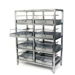 Stainless Steel SS Rack