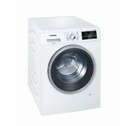 Fully Automatic Siemens WD15G460IN 8kg/5kg Front Load White Washer Dryer