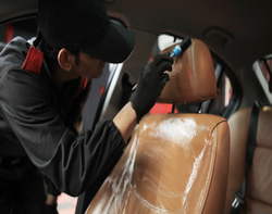Car Leather Restoration Service