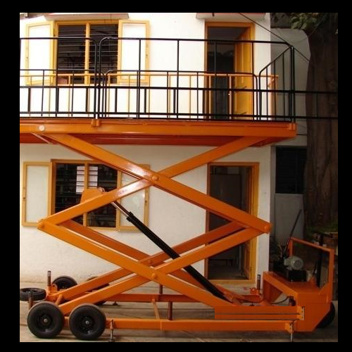 Scissor Lifts - Hydraulic Scissor Lift Table Manufacturer