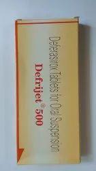 Deferasirox Tablet for Oral Suspension