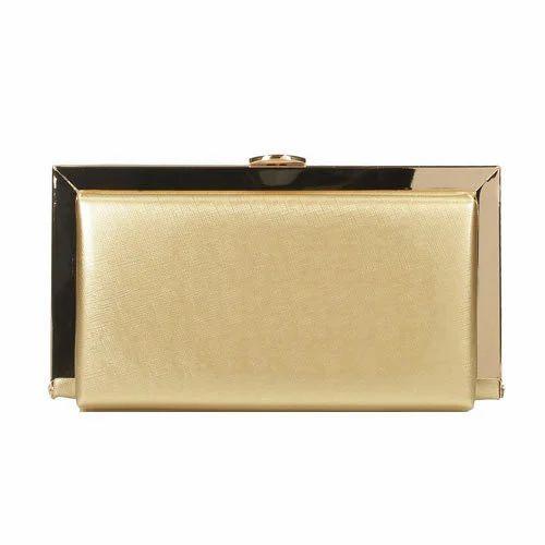 835009512a6e Rexin Ladies Clutch Bag