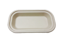 750 Ml Bagasse Container