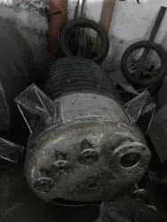 Stainless Steel Flp Jacketed Reactor