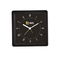 Black Table Clocks