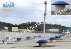 Three Phase Industrial Exhaust Fans