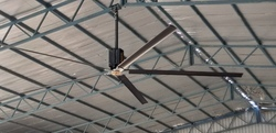 24 Feet Helicopter HVLS Fans