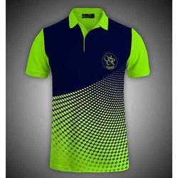 84fc6c9098183f Small And Medium Nylon Mens Sports T Shirt
