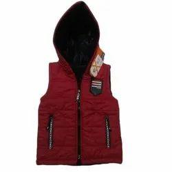 Boys Reversible Jacket Sando