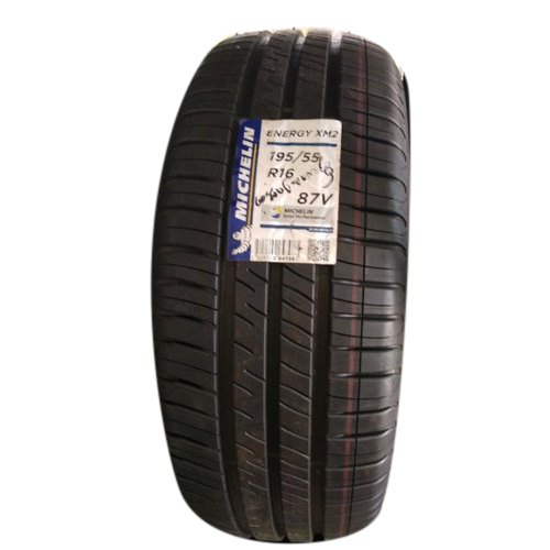 Nylon Tubeless 16 Inch Michelin Car Tyres 195 55 R16 E Xm2 Rs 7900 Piece Id 20478219473