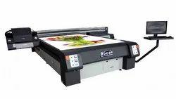 Docan Semi-Automatic Flatbed Digital Printer