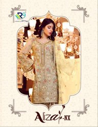 Textile Mall Presents R9 Aliza Nx Pakistani Style Salwar Kameez Catalog Collection