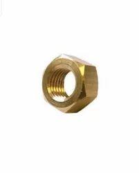 Brass Hex Nut