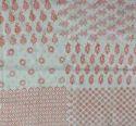 Hand Block Prints Fabric