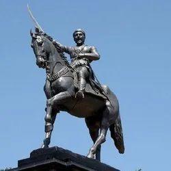 Marble Chhatrapati Shivaji Maharaj Statue