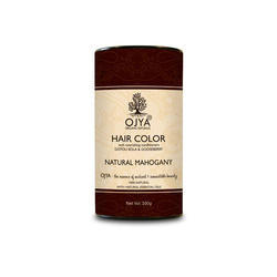 Natural Mahogany Hair Color