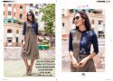 Rachna Cotton Flex Delicated Embroidery Work Koutons Catalog Kurti For Women 4