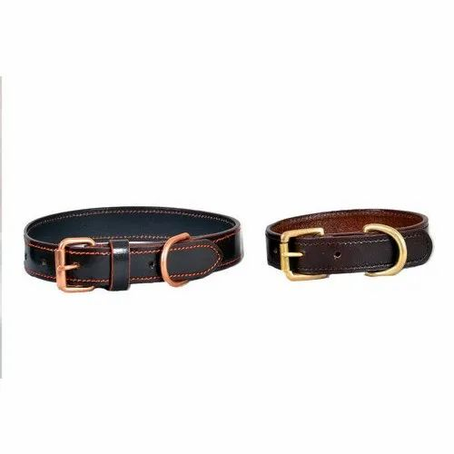 Leather Eco Friendly Dog Collars