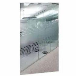 Transparent 12mm Toughened Glass, For Office, Home etc, Shape: Rectangular