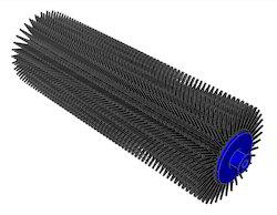 Conveyor Belt Brush Rollers