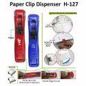 Paper Clip Dispenser  H-127