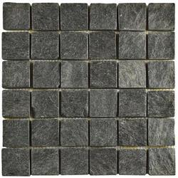 Stone Mosaic Tile, Packaging Type: Box, Thickness: 8 - 10 mm
