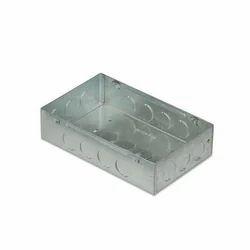 Mild Steel Rectangular Modular Council Box