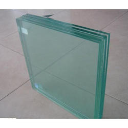 Transparent Plain Clear Float Glass, Glass Thickness: 10 Mm