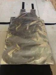 Heat Resistant Aluminized Apron