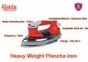 Heavy Weight Plancha Iron