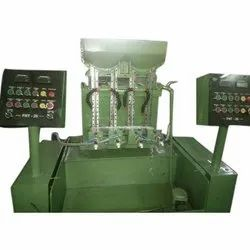 Single Phase Four Spindle Automatic Nut Tapping Machine
