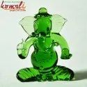 Glass Ganesha Statues
