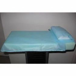 Non Wooven disposable bedsheet