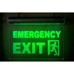 Led Exit Sign Board Led Exit Sign Manufacturers Amp Suppliers