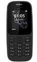 Nokia 105 (Black) Mobile Phones