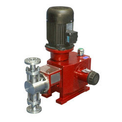 Double Acting Plunger Pump