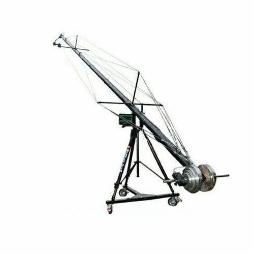 Camera Jib Crane - Cam Riviera 32' Triangle Jib Crane Camera